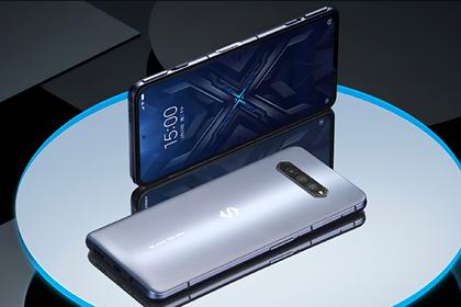 Представлен первый в мире смартфон с SSD Наука и техника