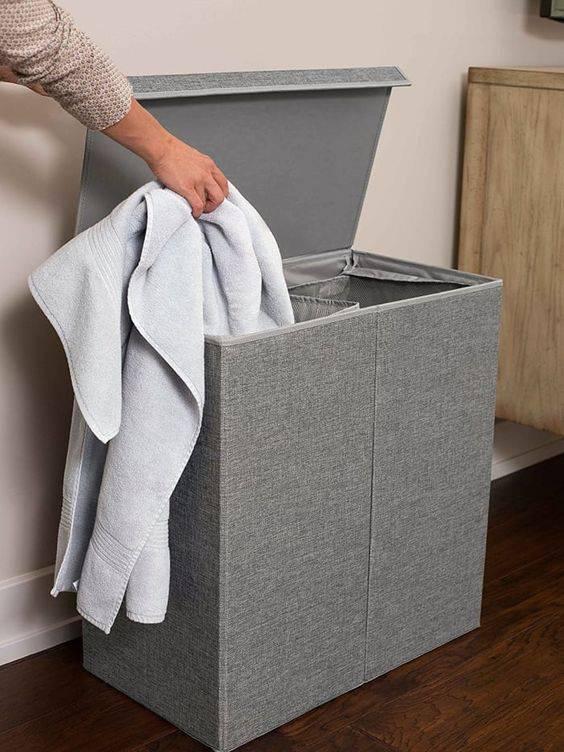 Как побороть беспорядок: идеи использования корзин в квартире