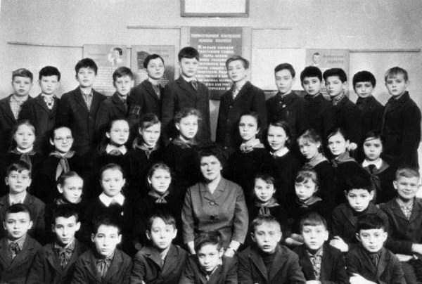 Когда Путин был молодым: 18 …