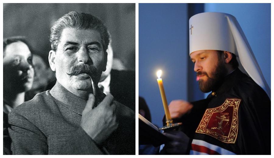 Михаил Хазин. Митрополит Иларион отделил Сталина от Победы. Лучше бы он молчал… россия