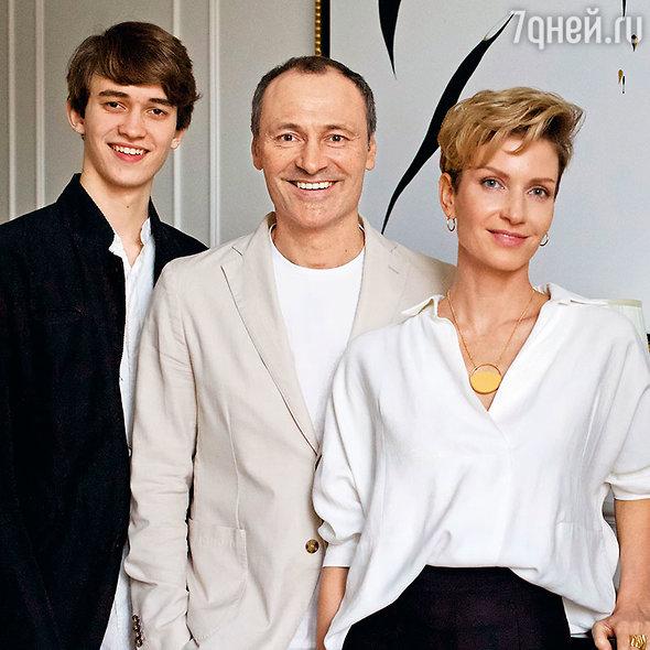 дмитрий ульянов семья
