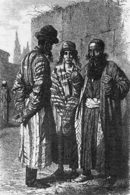 Ученые пришли к выводу, что древние евреи были... неграми