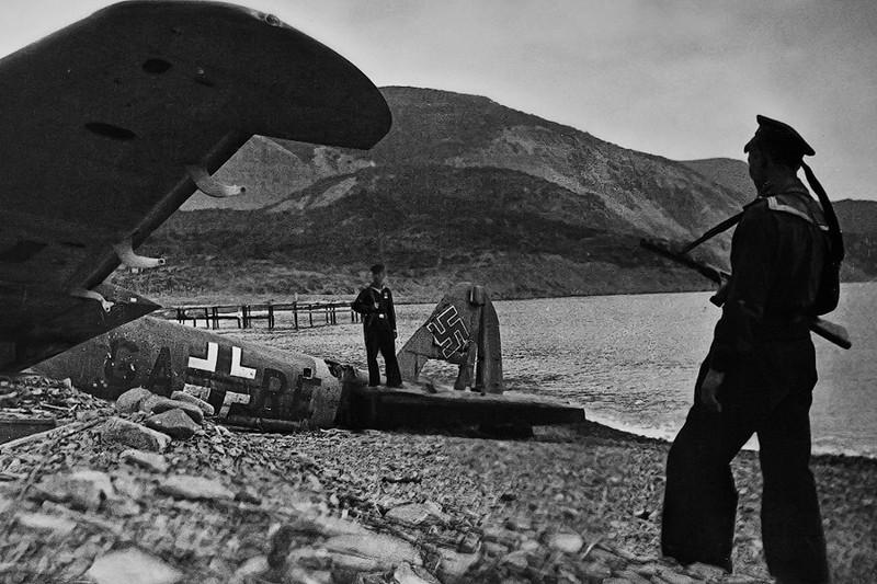 Крым фотографии военных лет