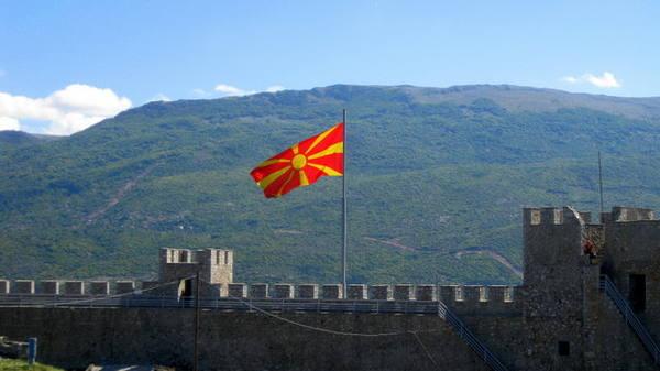 Глава Пентагона впервые за 14 лет прибыл с визитом в Македонию