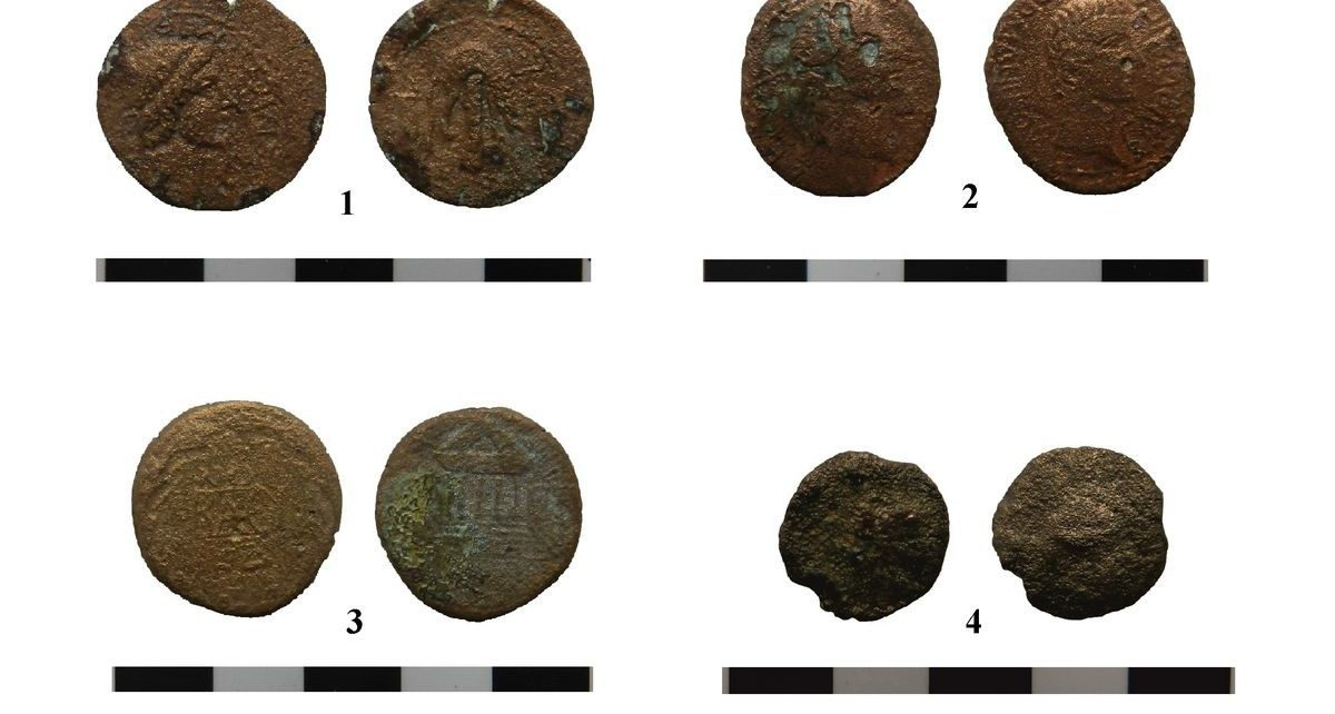 Суслик помог археологам найти древний клад