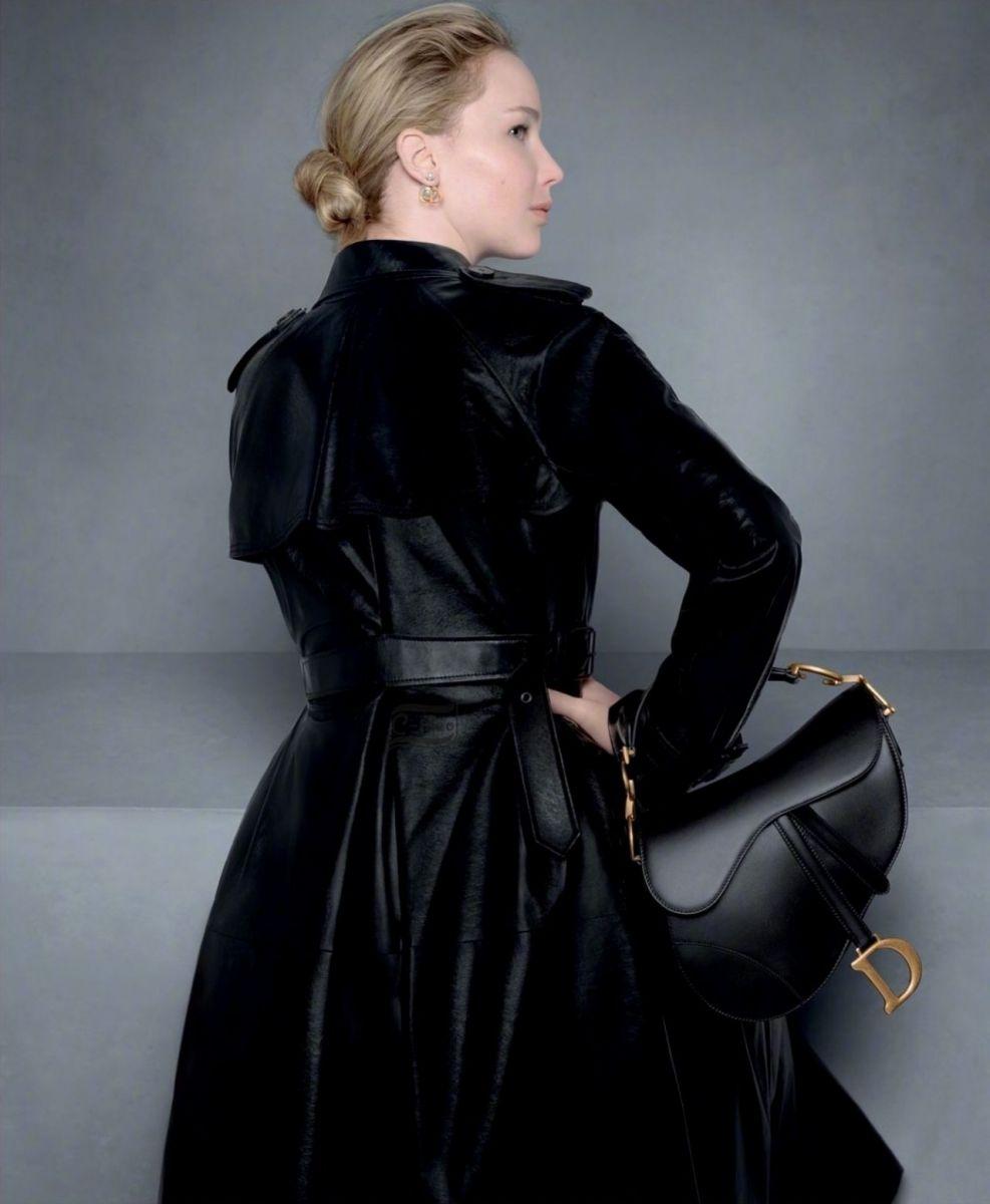 Дженнифер Лоуренс в рекламной кампании Dior Pre-Fall 2020