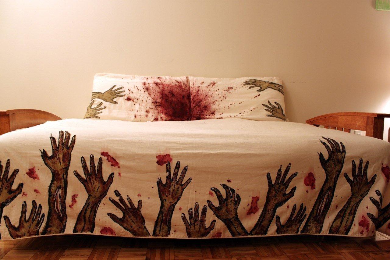 Картинки с кроватью прикольные