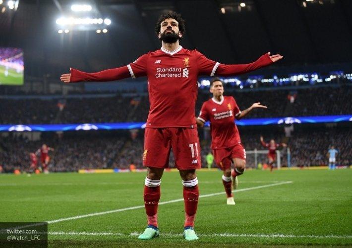 «Ливерпуль» обыграл «Кристал Пэлас» благодаря дублю Салаха