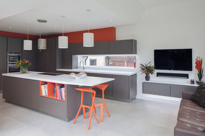 Интерьер кухни от Zona Cucina