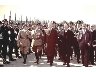 Мюнхенский сговор: позор, чтобы получить войну история