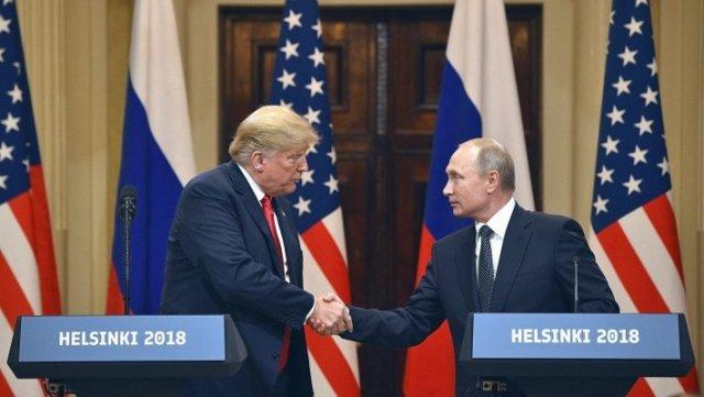 """На Украине рассказали, какие слова Трампа на встрече с Путиным заставили Киев """"содрогнуться"""""""