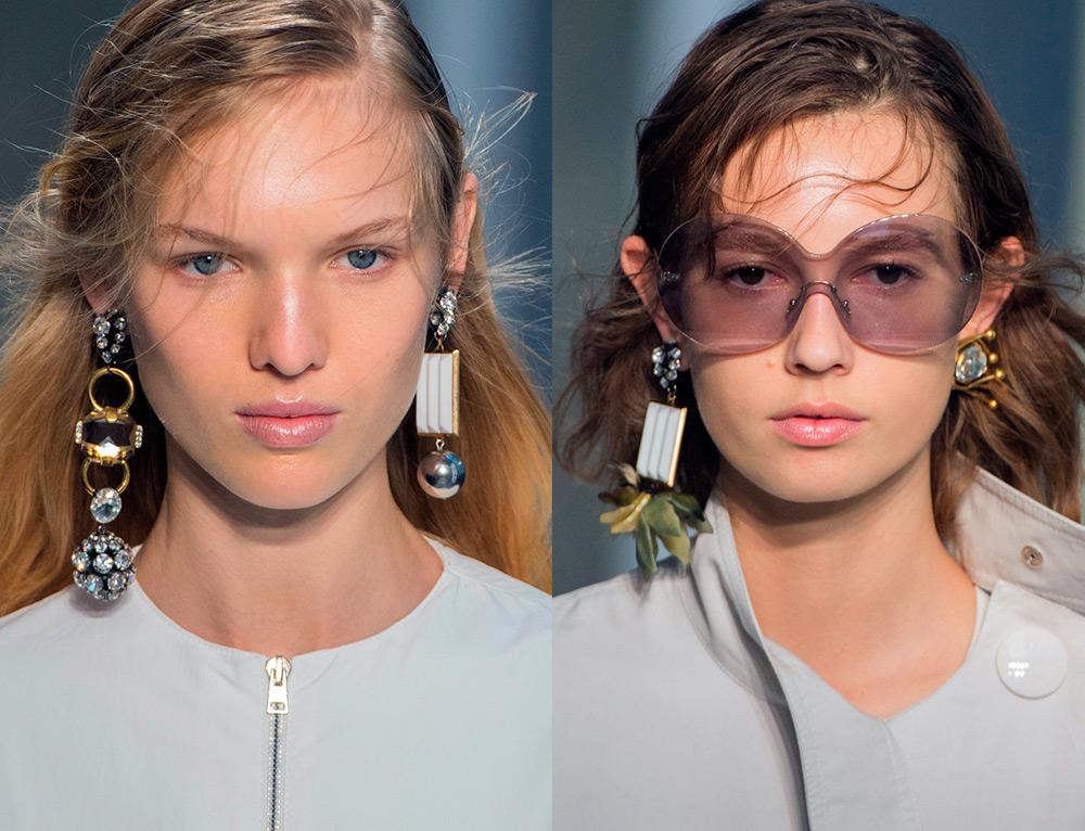 Модная тенденция: разные серьги в паре