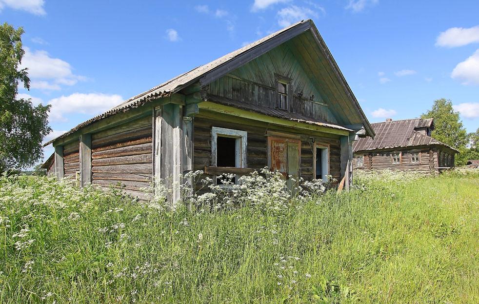 Старинные русские деревни, которые оказались полностью брошенными история, россия, факты