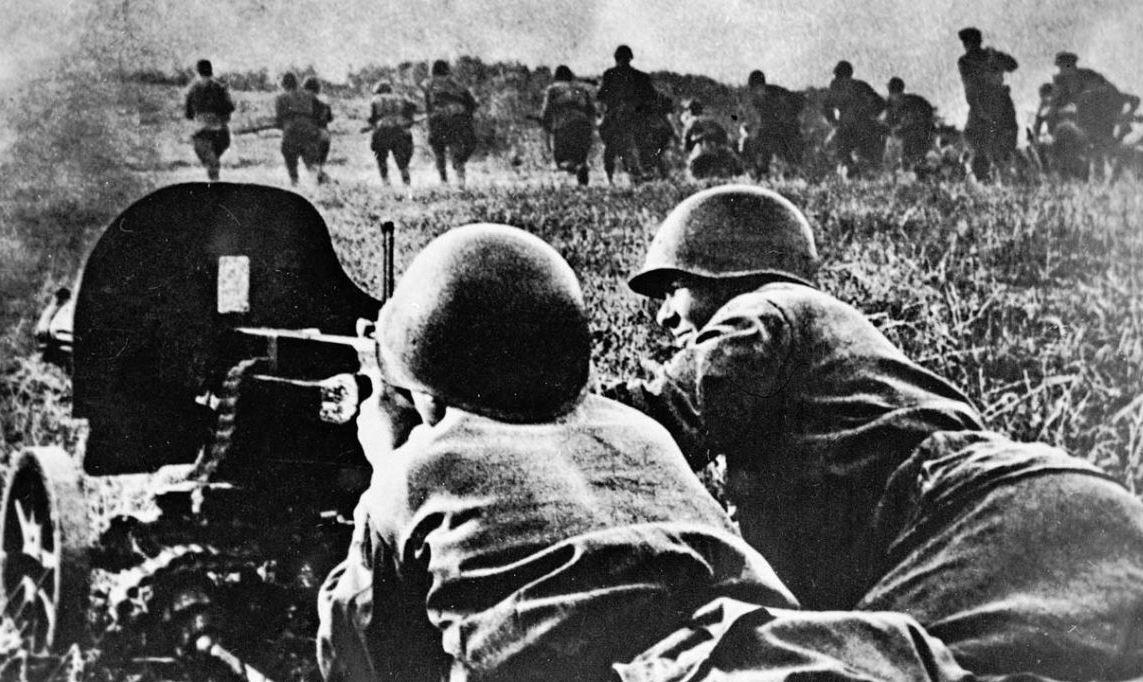 22 Ð¸ÑŽÐ½Ñ 1941 года - начало Великой ОтечеÑтвенной войны