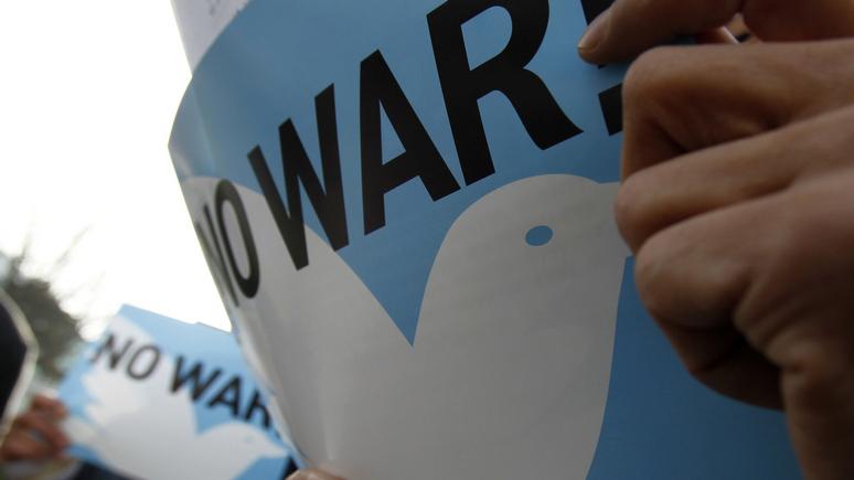 Лауреат Нобелевской премии мира: хватит делать из России «козла отпущения»