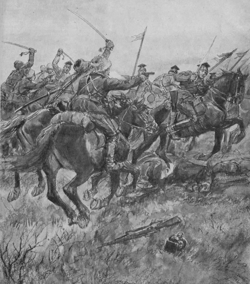 Уссурийское казачье войско в Первой мировой