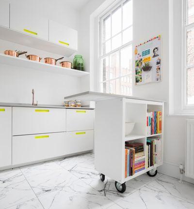 Современный Кухня by Juliet Murphy Photography