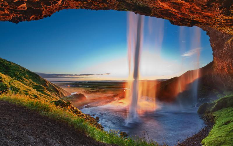 Волшебство Исландии