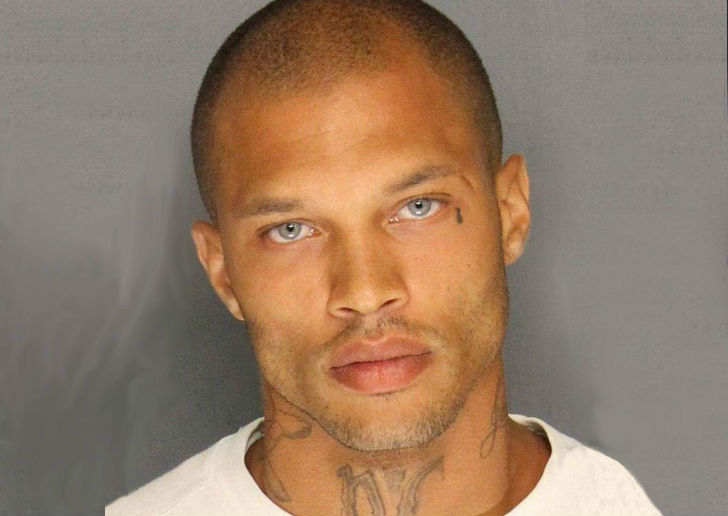 Самый красивый бывший заключенный Америки