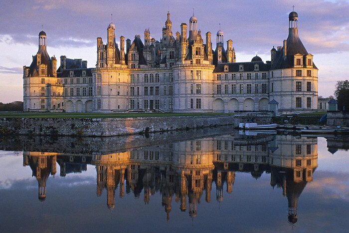 Замок Шамбор: красивейший дворец Франции