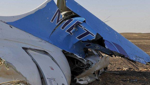 МАК: потерпевший крушение Airbus-321 разрушился в воздухе