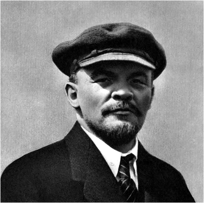 22 апреля - День рождения Ленина - вождя мирового пролетариата!