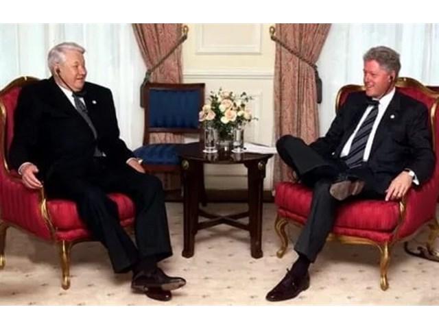 WSWS: рассказал, как в 1996 году американцы и Клинтон ковали победу Ельцина