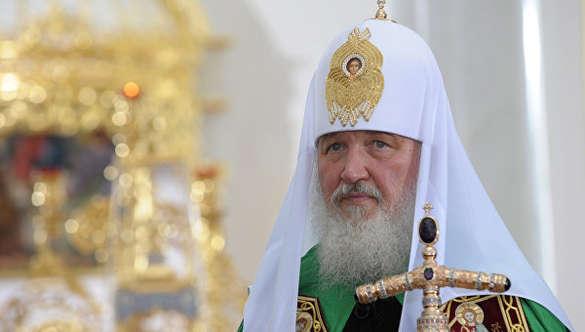 Патриарх Кирилл: результаты беседы показывает, что две церкви могут совместно работать