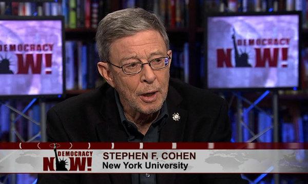 Стивен Коэн: «Клевета на Россию и Путина — это не политика. Это оправдание отсутствия таковой»