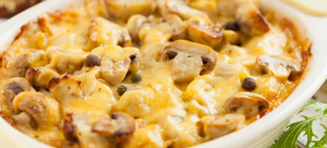 Курица по-французски в духовке - новые рецепты знаменитого блюда блюда из курицы,мясные блюда,рецепты