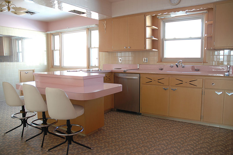 Кухня 1956 года (16 фото)