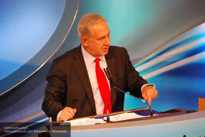 Нетаньяху прокомментировал авиаудары по Сирии