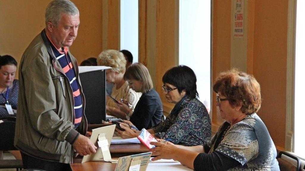 В Хабаровском крае начался второй круг выборов главы региона