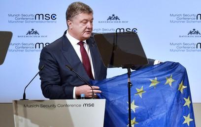 Саакашвили провел в Мюнхене под носом у Порошенко несколько тайных встреч