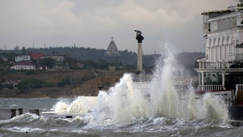 МЧС Севастополя предупреждае…