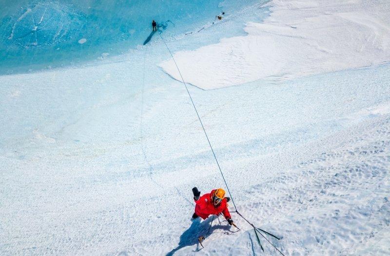 Ледолазание антарктида, интересно, пик Винсона, путешествие, скалолазание, фотоотчет