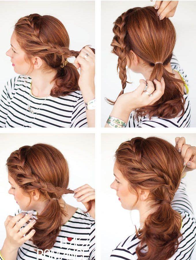 причёски для лета, летние причёски, что делать летом с волосами