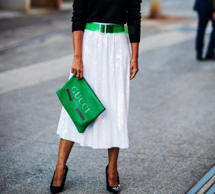 Самый модный аксессуар этого лета -- клатч-папка