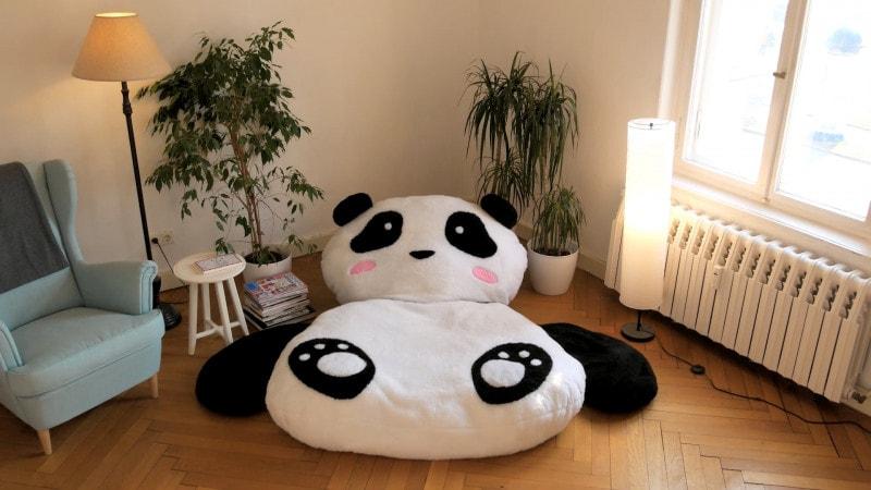 Гигантская подушка-панда для…
