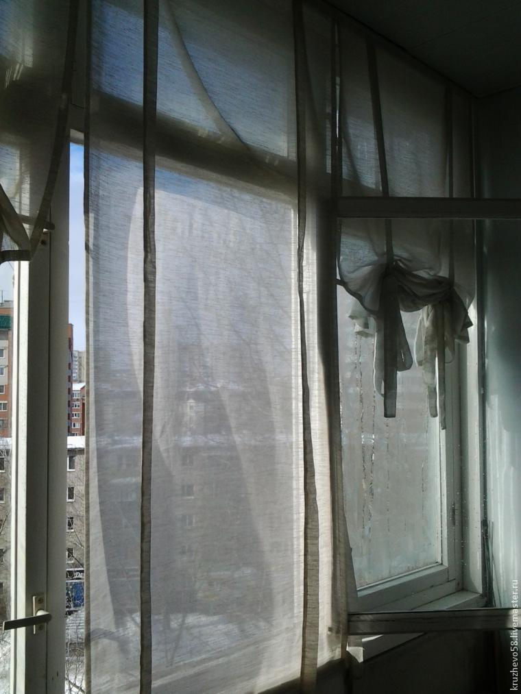 Римские шторы своими руками за 1 вечер: мастер-класс (фото) 6