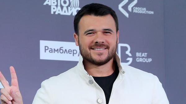 Эмин Агаларов впервые проком…