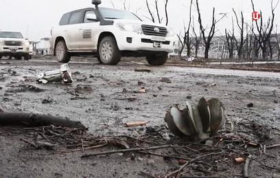 В ДНР задержали напавших на патруль ОБСЕ людей
