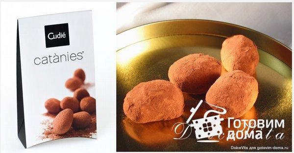 """Catànies - Испанские шоколадные конфеты """"Катаниас"""" фото к рецепту 6"""