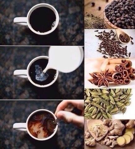 5 специй, которые заставят кофе работать на нас