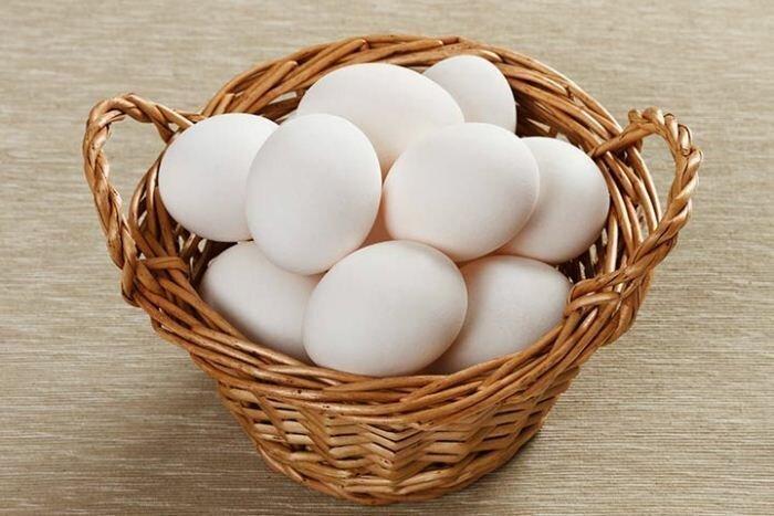 4. Белые яйца ЕлизаветаII, королевское меню, ограничения в диете