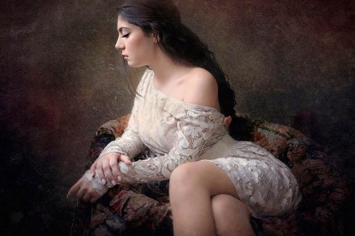 Воспевая красоту женщины. Фото Kemal Kamil Akca