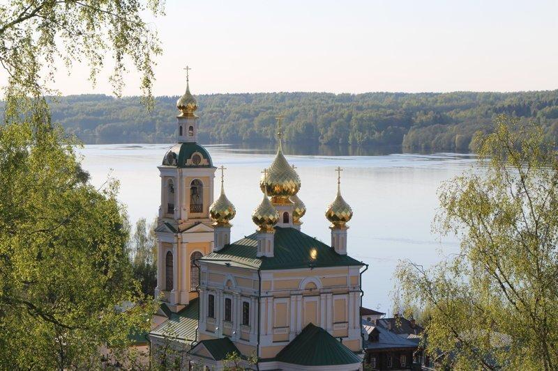 Красиво здесь Города России, Плёс, ивановская область, красивые города, пейзажи, путешествия, россия
