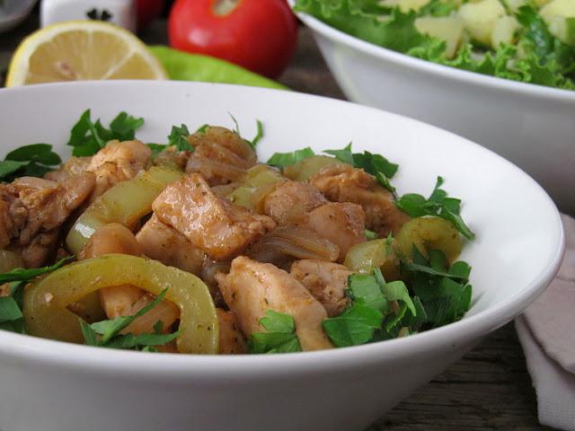Чакиндзули  грузинская кухня,кулинария,мясные блюда