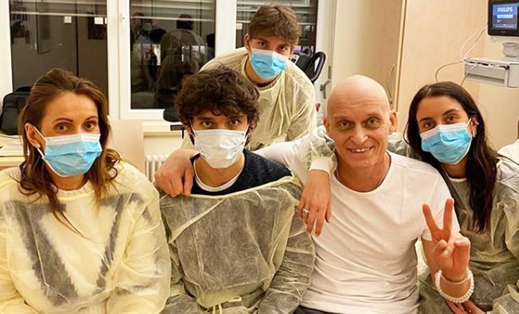 Олег Тиньков рассказал о предстоящей пересадке костного мозга и перенесенном коронавирусе