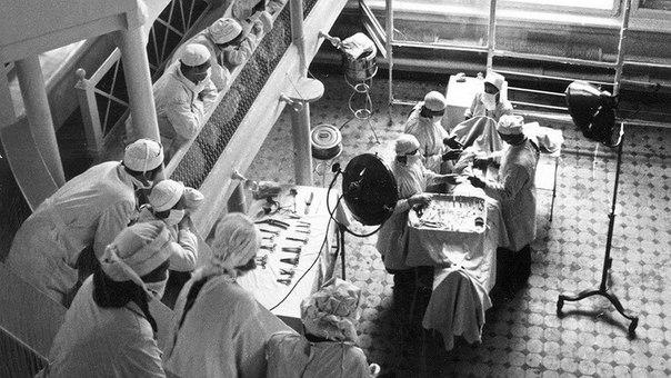 Советская медицина считалась…